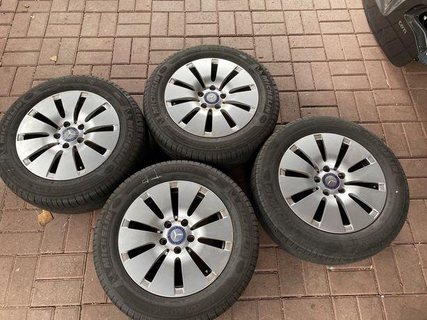 """Koła felgi z oponami Mercedes-Benz 16"""" 205/60/16 Michelin 2020r"""