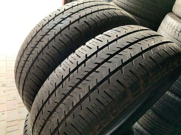 лето цешка 215/65/R15C 6.1мм Michelin 2шт шины летнее C шини