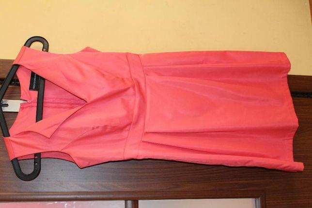 Sukienka koktajlowa firmy Mielczarkowski rozmiar 38