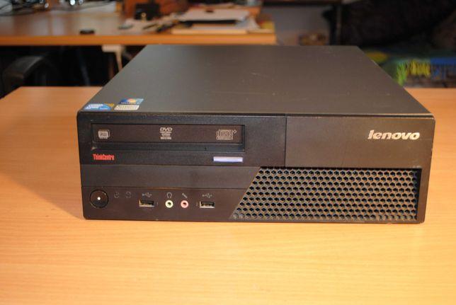 Komputer Lenovo M58p ThinkCentre C2D E7500 2,93GHz
