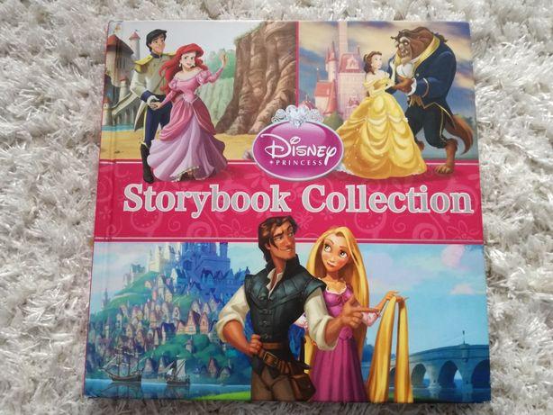 Książka angielskojęzyczna Księżniczki DISNEY'A, dla dziewczynek