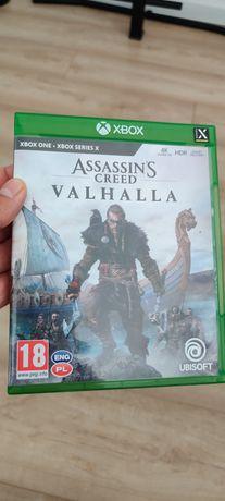 Assasins Creed Valhalla Xbox One/SeriesX wersja PL pudełkowa