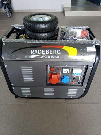 Agregat prądotwórczy Radeberg RDE 577