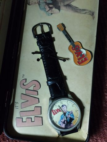 Relógio de pulso Fóssil, Elvis Presley