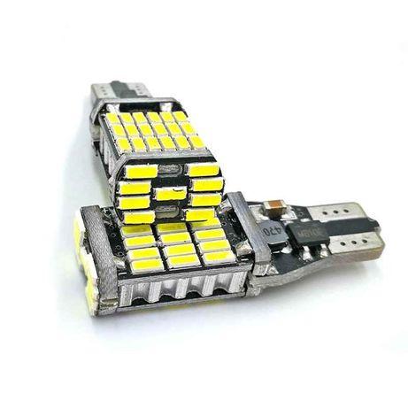 Автолампа светодиодная W16W T15, W21W T20 и P27W T25 LED лампа