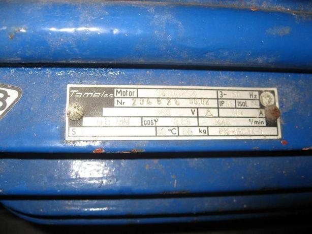 Silnik kołnierzowy 5,5 kw