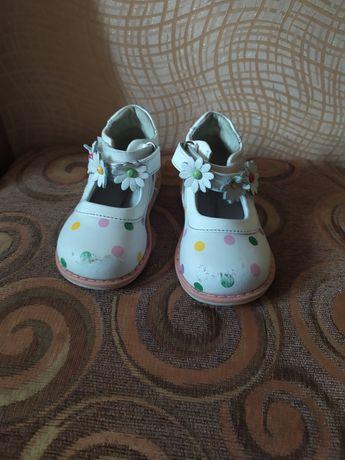 Туфли ортопедические Шалунишка для девочки 21 размер