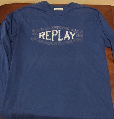 Tshirt Replay L