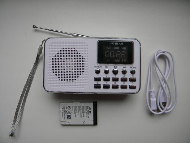 Mini Радіо AM FM MP3-плеєр L-938B