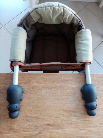 Cadeira mesa bebé Chicco