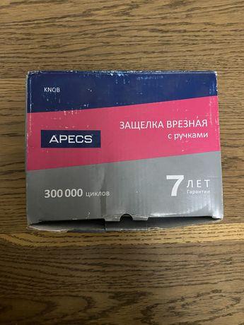 Защелка APECS 891-01-GМ (цвет матовое золото)