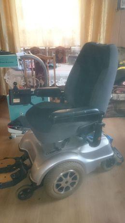 Wózek inwalidzki elektryczny EXCEI VAN OS