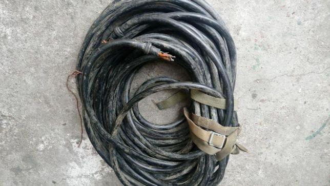 Kabel siłowy miedziany 3 żyłowy