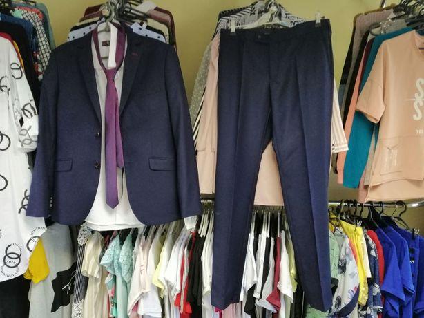 Свадебный Костюм мужской галстук ремень заколка для галстука