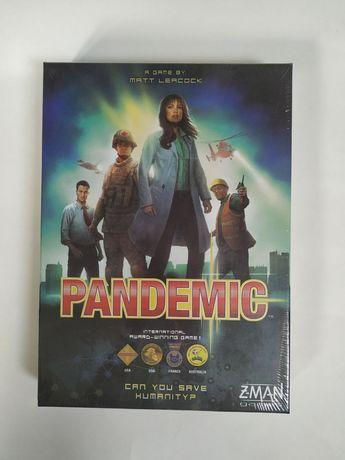 Pandemic настольная игра