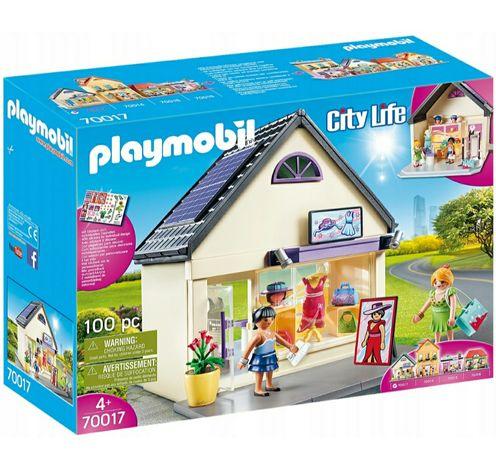 Playmobil sklep z ubraniami dla dziewczynki NOWY! NIE OTWIERANY!