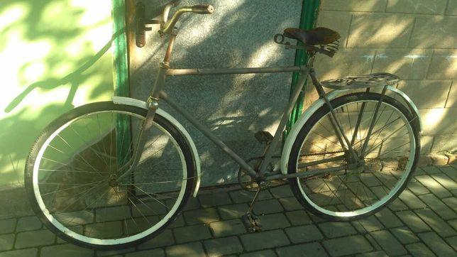 Велосипед Десна (на ходу)