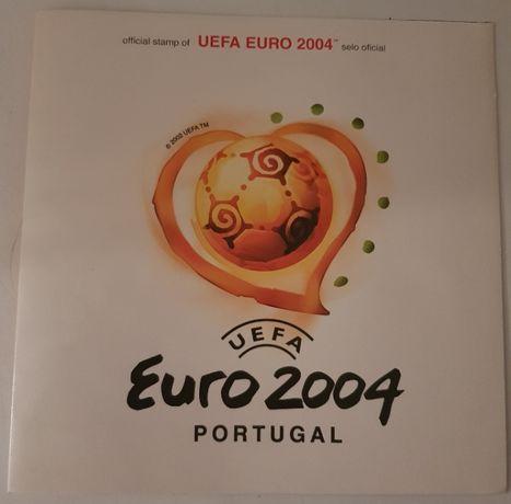 Bloco Selos Euro 2004