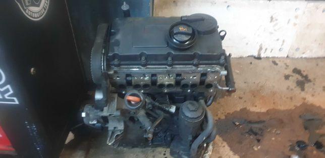 Silnik uszkodzony 2.0 TDI 140km BKD i BMM