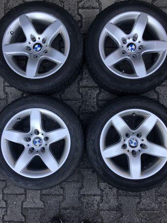 """Alufelgi BMW E46 ladne z oponami zimowymi 16"""""""