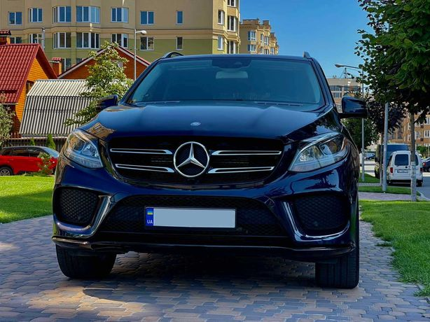 Mercedes-Benz GLE350 Не крашен