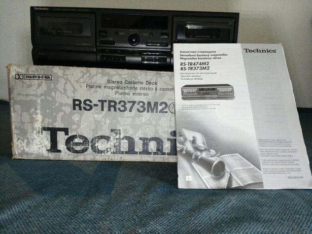 Продаю двухкасетный магнитофон Technics