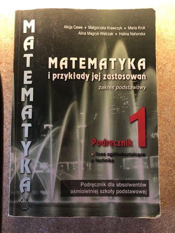 Matematyka 1, podręcznik, wyd podkowa, zakres podstawowoy