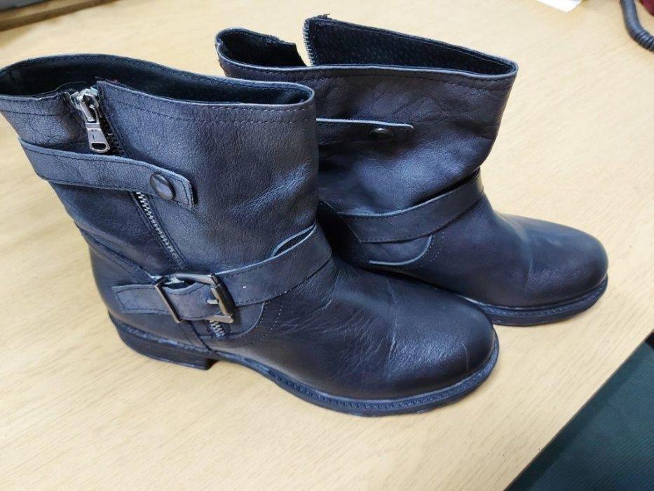 """Продам жіночі чобітки 41рр. Італія - """"Giorgio Bruni"""".Осінь. Шкіра. Хмельницкий - изображение 1"""