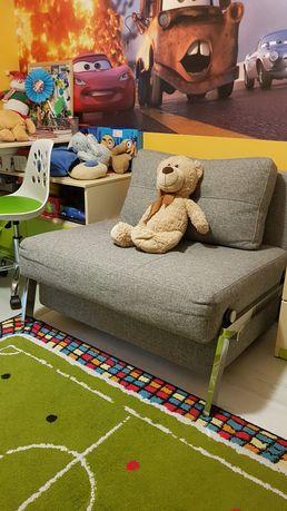 Sofa do spania Innovation  fotel rozkładany, kanapa młodzieżowa