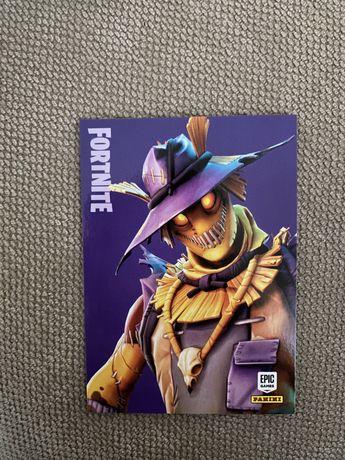 Carta Fortnite Series 1 Hay Man #218 Panini