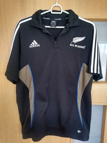 All blacks 2007/2008 koszulka rugby treningowa