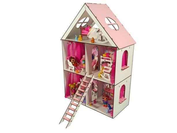 Кукольный домик для ЛОЛ. Ляльковий будинок LOL. Лучшая цена!