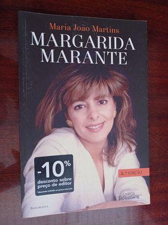 "Livro ""Margarida Marante"""