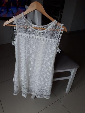 Sukienka Tunika S koronka