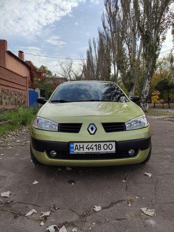 Продам Renault megane 2  1.6