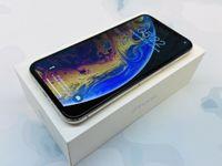 iPhone XS 64GB SILVER • GWAR 12 msc • DARMOWA wysyłka • FAKTURA