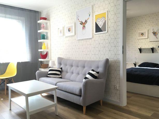 Piekne 2 pokojowe mieszkanie 34 m2