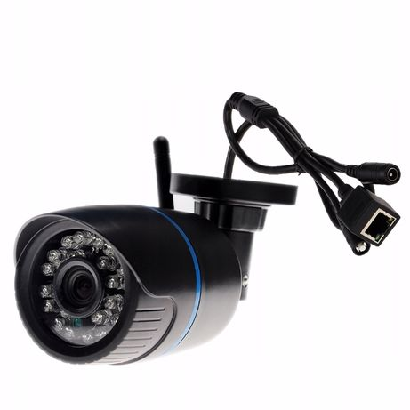 Kamera IP WiFi Full HD zewnętrzna FTP e-mail zapis