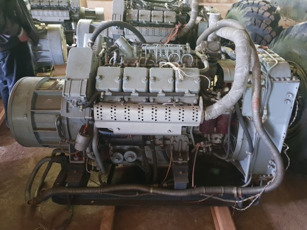 Двигатель ЯМЗ 236, ЯМЗ-238