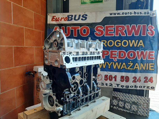 Silnik 2.3 JTD HDi Ducato Jumper Boxer Iveco Daily EURO 4 5 6
