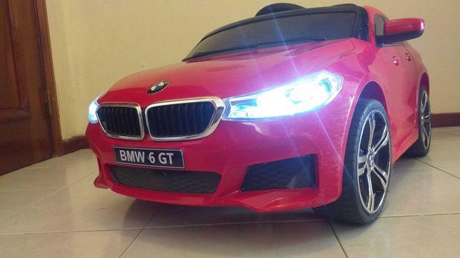 BMW 6 GT carro a bateria