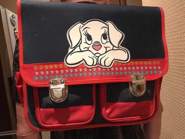Рюкзак школьный винтажный