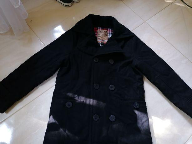 Sprzedam piękny płaszcz z domieszką wełny firmy next