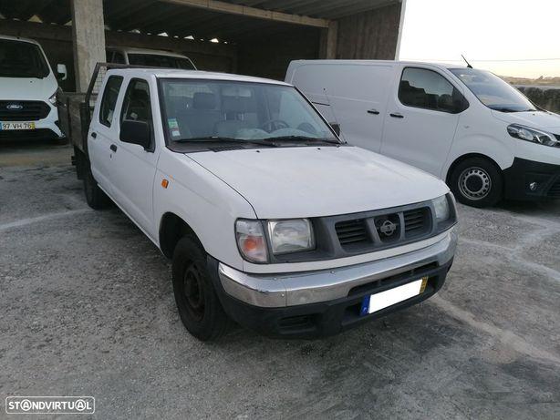 Nissan Pick-Up D22 2.5 D