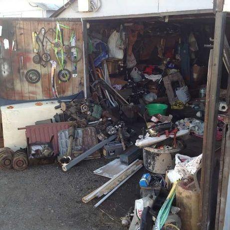 Приём металлолом из гаражный кооператива работаем по всему городу
