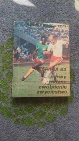 """Książka """"España'82"""""""