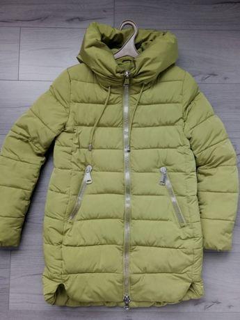 Куртка пуховик, размер s - m