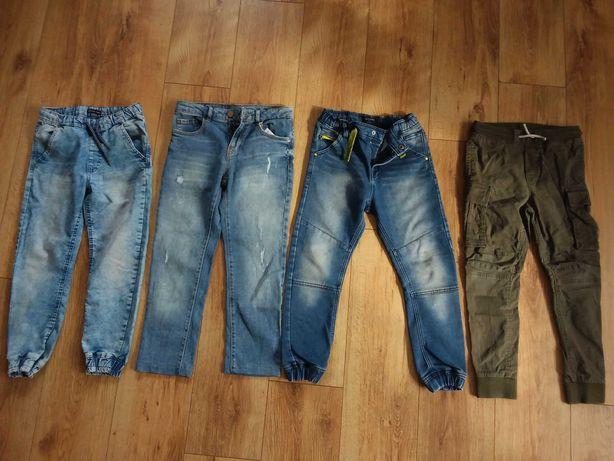 Spodnie Zara, Reserved, HM 128