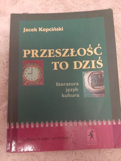 Sprzedam: Podręcznik j.polski - Przeszłość to Dziś
