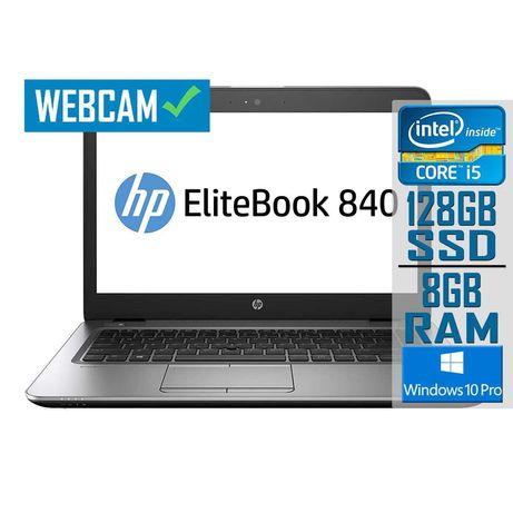 Portátil HP EliteBook 14'' i5-6300U SSD 128GB/8GB Recondicionado